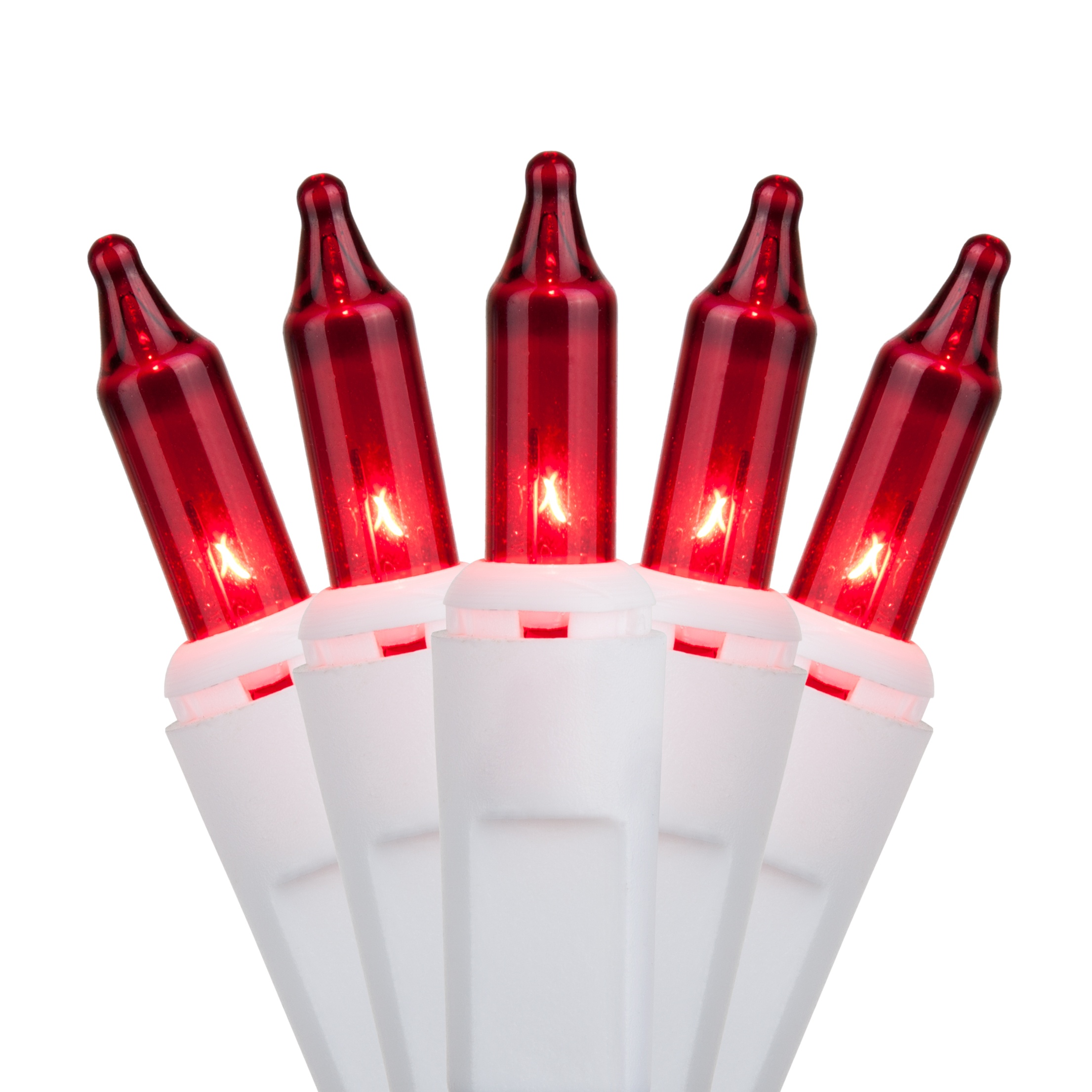 Red And White Led Mini Lights