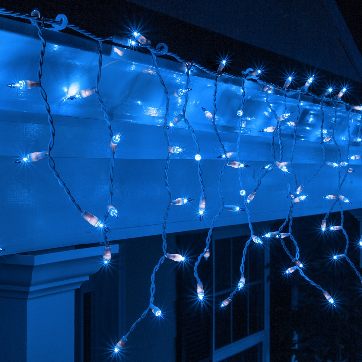 Outdoor Christmas Lights White