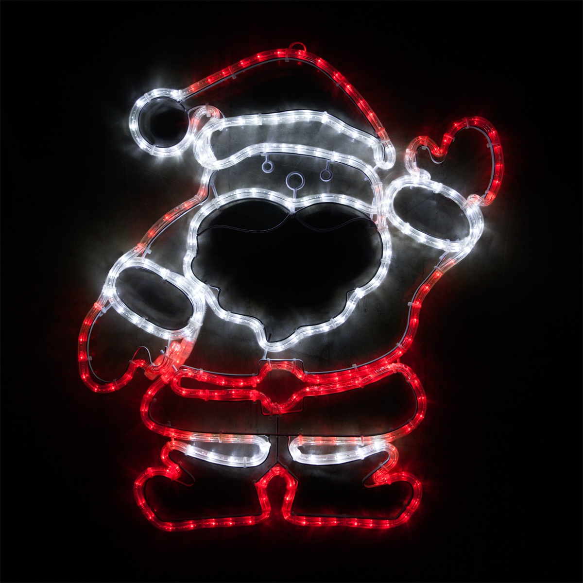 Red And White Outdoor Christmas Lights