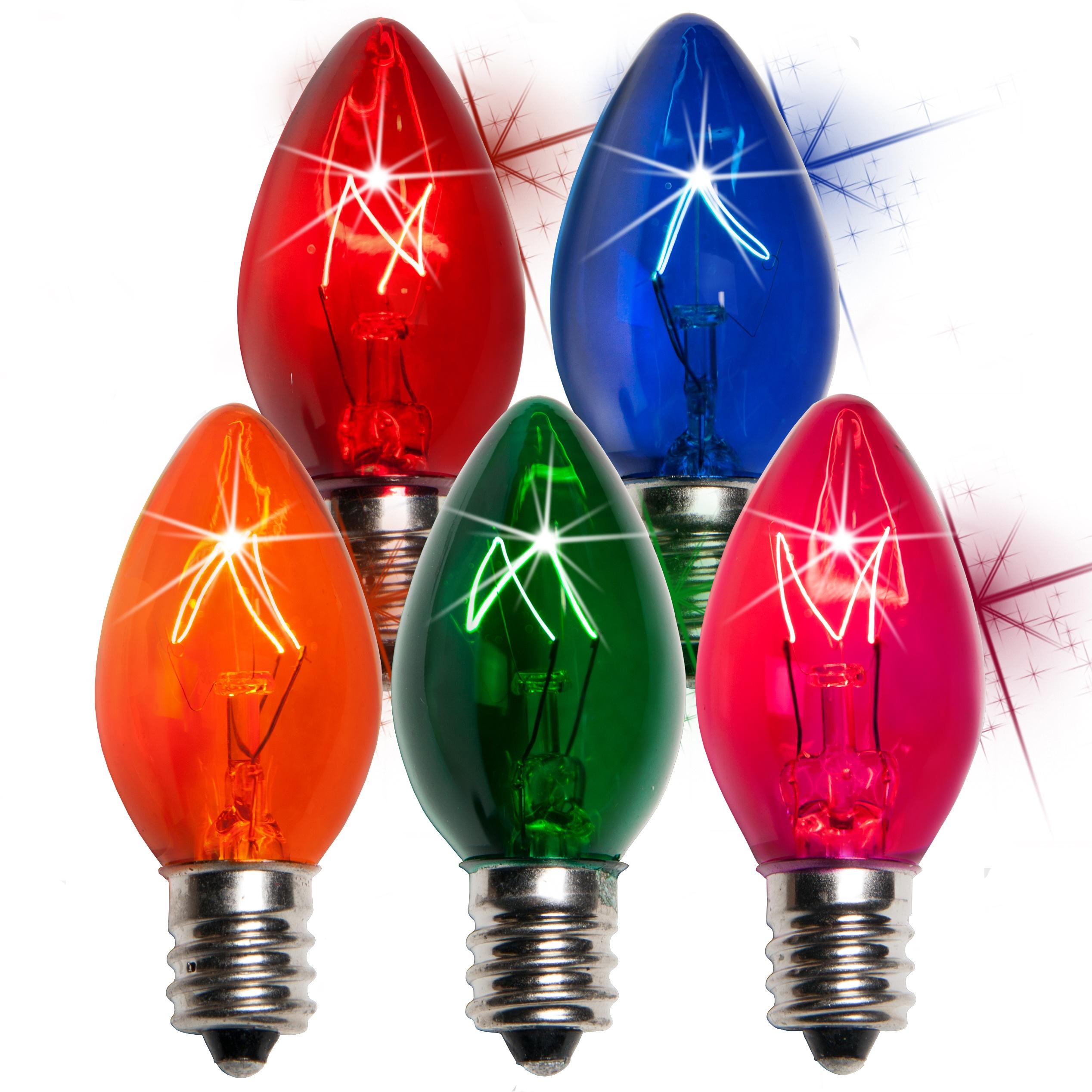 Colored Light Bulbs Walmart