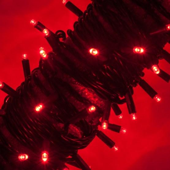Red Led Mini Christmas Lights