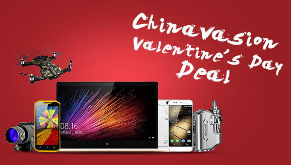 Chinavasion Valentine's Day Sale