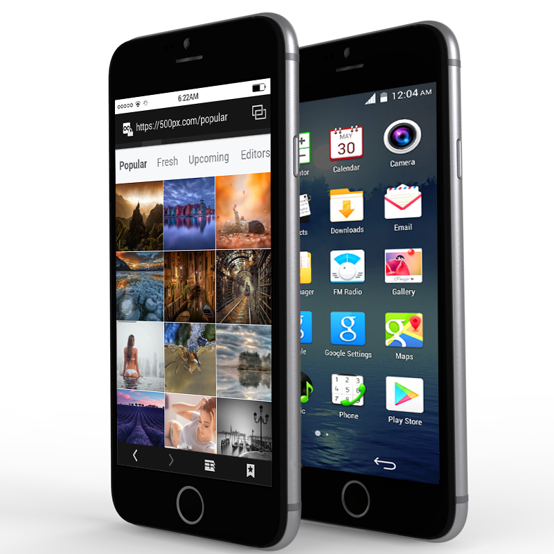 Blackview Ultra A6 Android 4.4 Phone