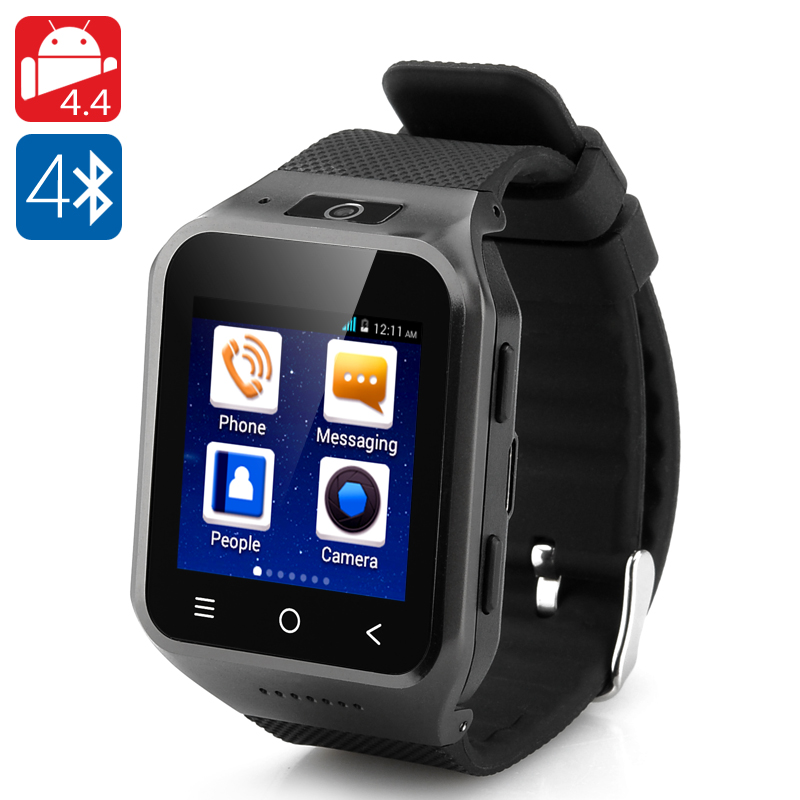 ZGPAX S8 Android 4.4 Watch Phone