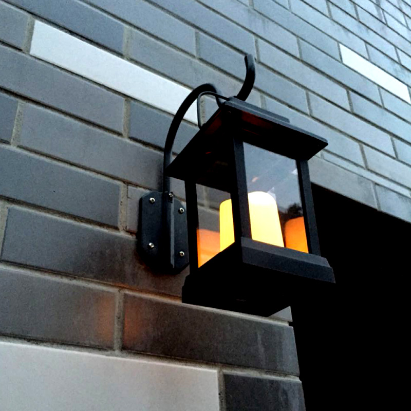 Wholesale Wall-mounted solar decorative lights From China on Wall Mounted Decorative Lights id=87103