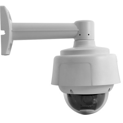 Wholesale Speed Dome IP Camera - PTZ, 10x Optical Zoom