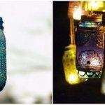 Aprenda A Fazer Lanternas Marroquinas Com Frascos De Vidro Ciclovivo
