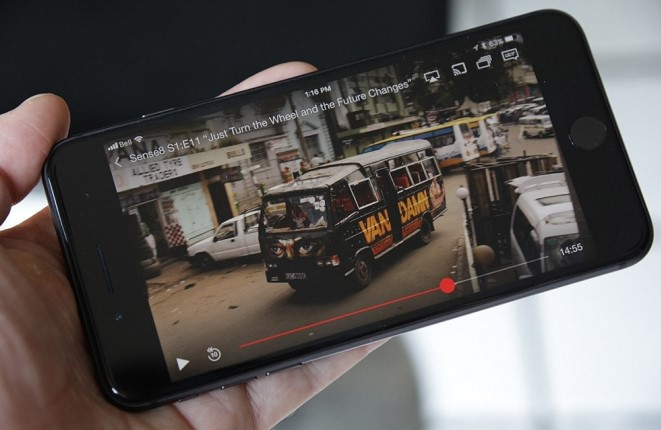 Netflix celular