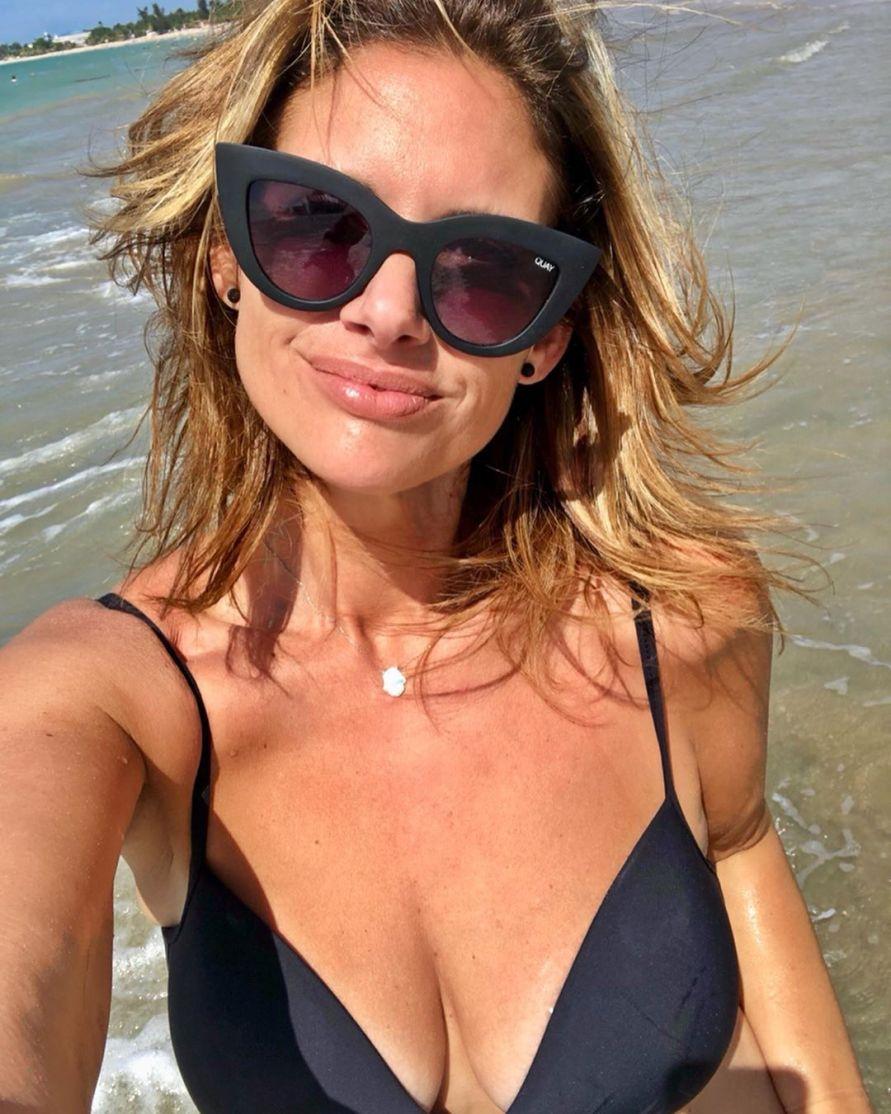 Alessandra Rampolla en Puerto Rico 2