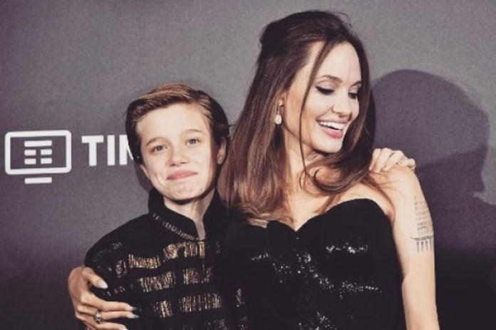 The amazing change of look of Shiloh, daughter of Angelina Jolie and Brad Pitt