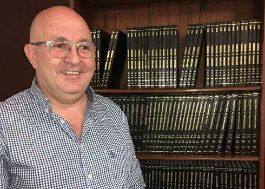 Alberto Maceira, director ejecutivo del centro de salud.