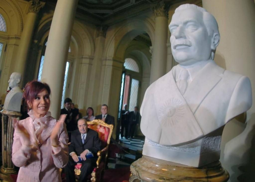 Cristina Raúl Alfonsín