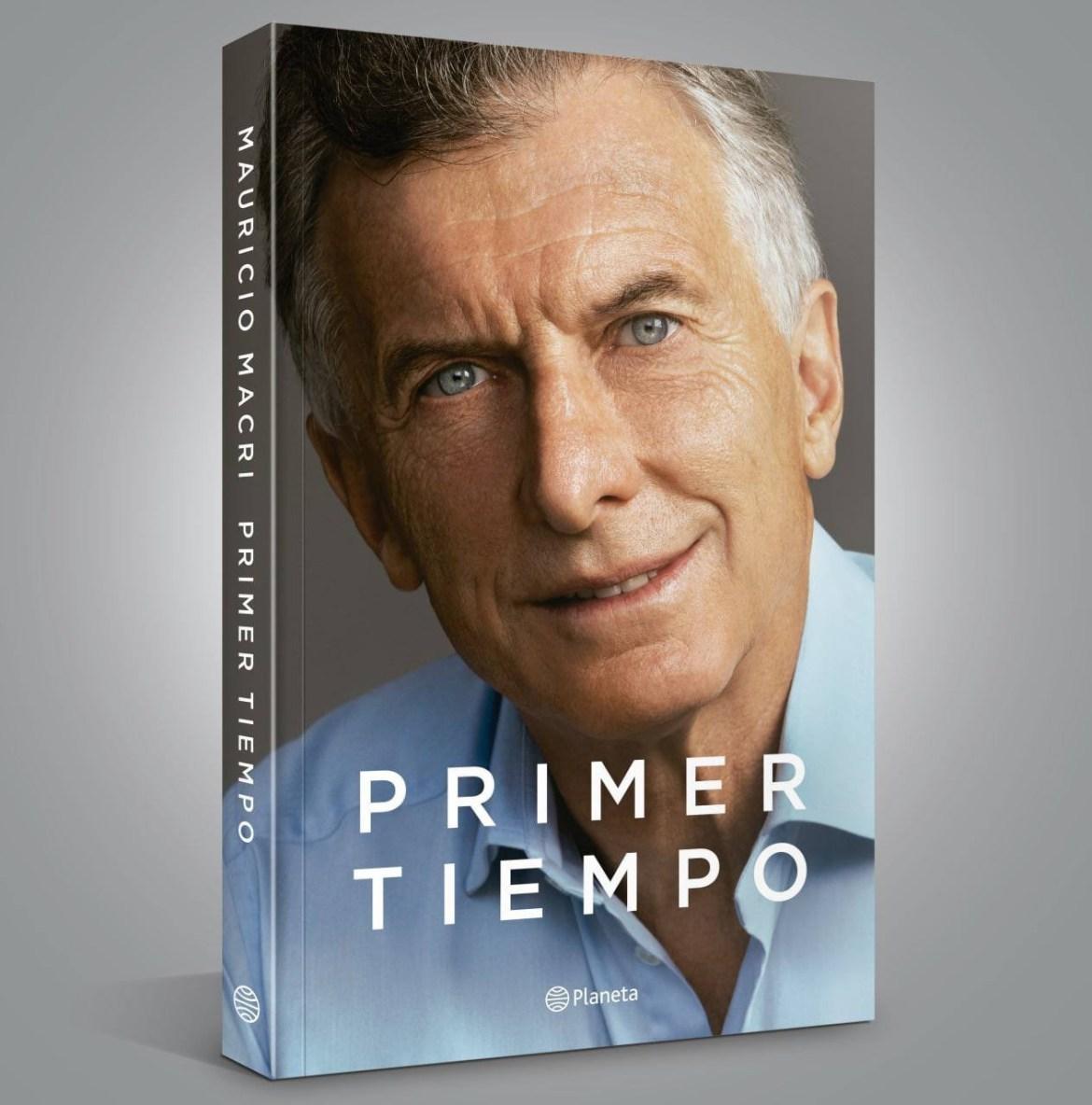 "Polémica definición de Mauricio Macri sobre Cristina Kirchner en su libro: ""No está bien"""