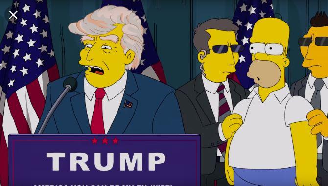 """Las """"predicciones"""" de Los Simpson siempre fue un misterio para los fanáticos. Los escritores de la serie histórica revelaron el modus operandi."""