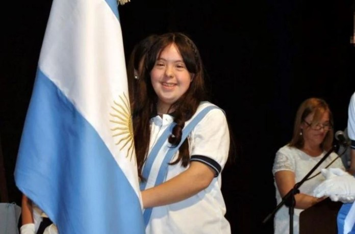 La historia de Flor: tiene 19 años, síndrome de Down y será candidata a concejala en San Luis