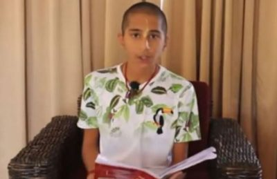 ¿Que otras predicciones hizo Abhigya Anand, el niño que anticipó la pandemia?