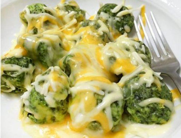 Albóndigas de espinaca y queso, el paso a paso de una receta que no falla