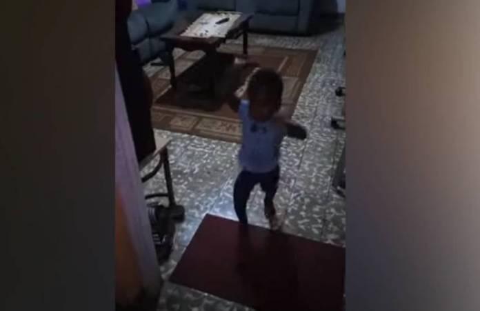 Viral | El emocionante encuentro en cuarentena de un nene con su padre militar