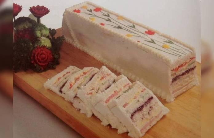 Tortas de sándwich de miga: la nueva manera de celebrar (y es furor)