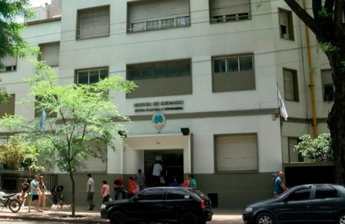 Hospital de Quemados: hubo descenso histórico de pacientes accidentados por pirotecnia