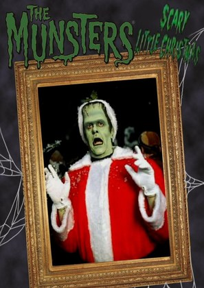 The Munsters Scary Little Christmas 1996 Movie Posters