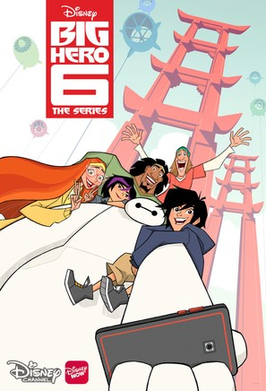 Image result for Big hero 6 series 2017 poster