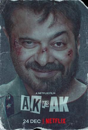 ak vs ak 2020 movie posters