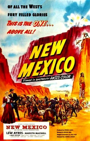 new mexico 1951 movie posters