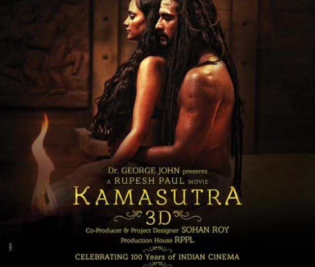 Kamasutra 3d Indian Movie Poster