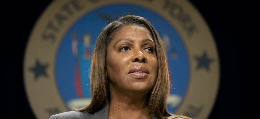 Public advocate letitia james, new york, new york. The Power Players City State New York