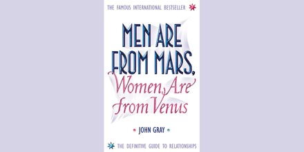 Book Review: Men Are from Mars, Women Are from Venus by ...
