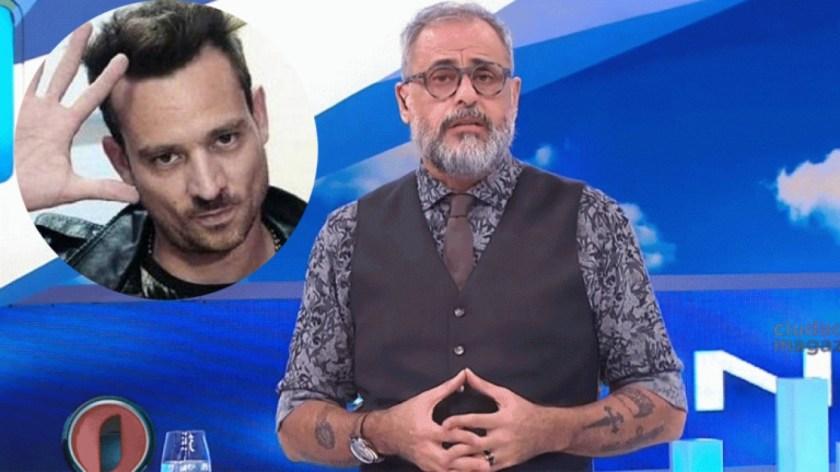 Jorge Rial salió en defensa de Chano Charpentier (Fotos: Web)