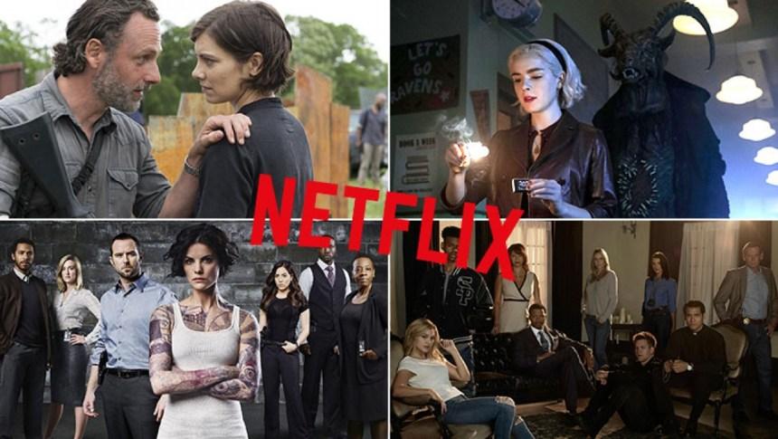 Las series de Netflix en abril: Â¡estrenos, nuevas temporadas y muchas novedades!
