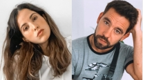 "Cande Molfese enfrentó los rumores de romance con Agustín Sierra: ""Tenemos un vínculo re lindo"""