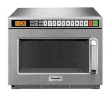 panasonic ne 17523 commercial microwave oven