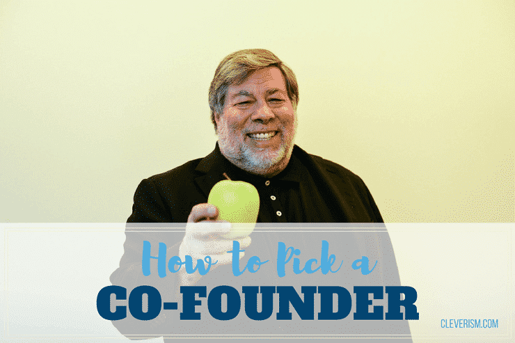 How to Pick a Co-Founder