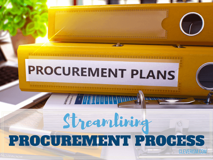 Streamlining Procurement Process