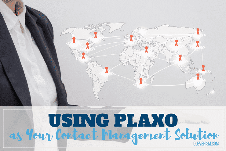 Using Plaxo as Your Contact Management Solution