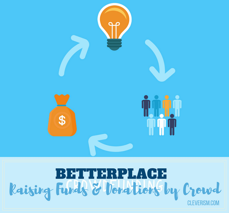 Betterplace | Raising Funds and Donations by Crowd