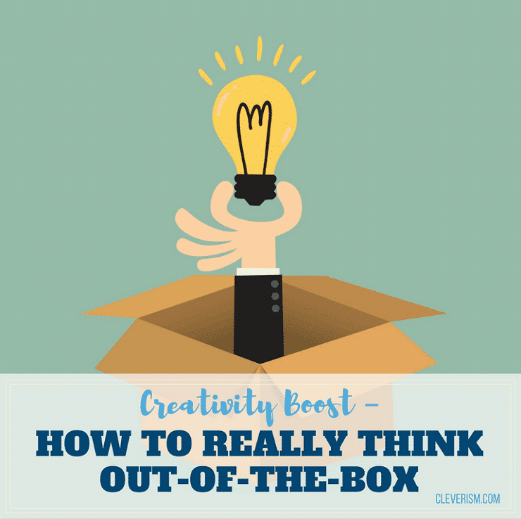 5 Steps to Thinking Outside of the Box | Inc.com