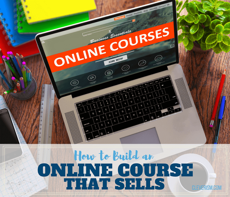 How to Build an Online Course that Sells