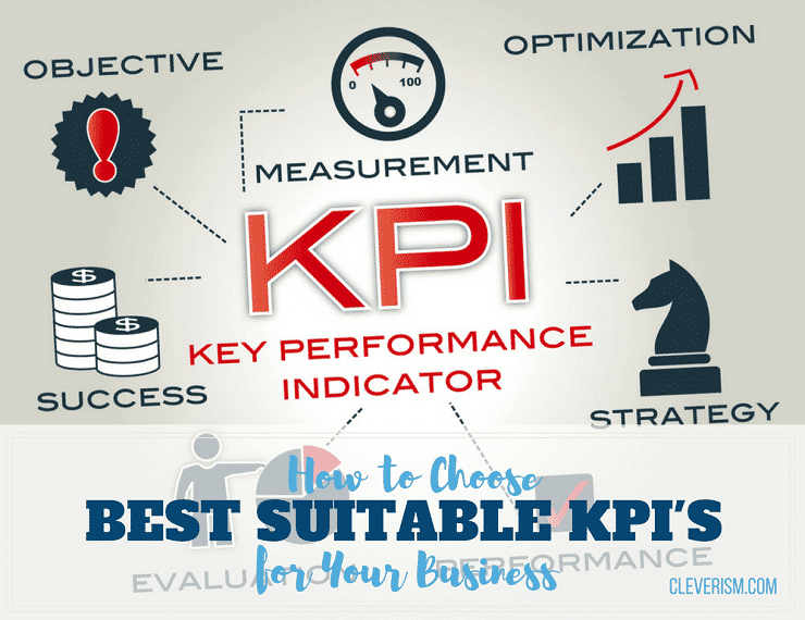 How to Choose Best Suitable KPIs for Your Business