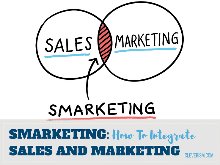 SMARKETING: How to Integrate Sales and Marketing