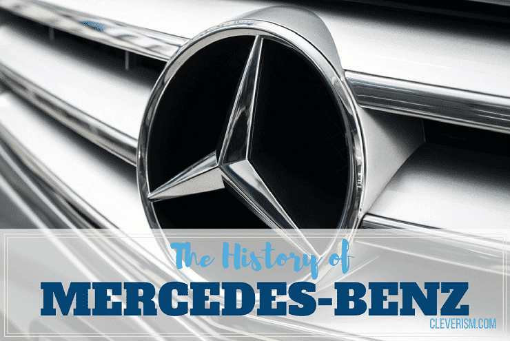 Mercedes Benz History >> The History Of Mercedes Benz