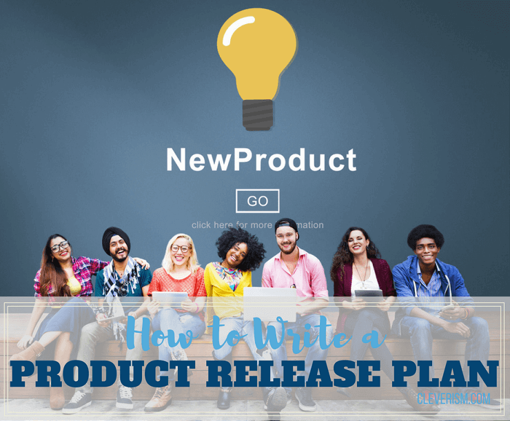 how to write a product plan