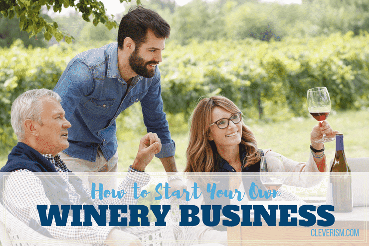 How To Start Your Own Winery Business