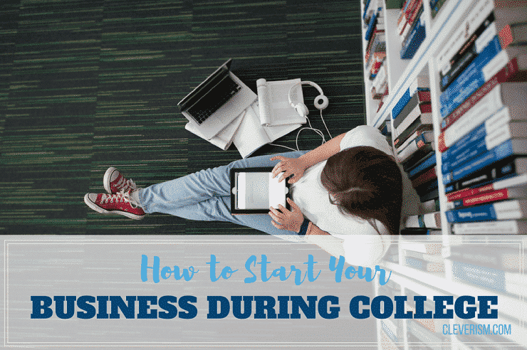 starting a business in college