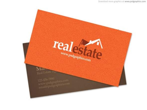 40-real-estate-business-card