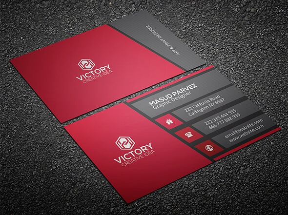 75 free business card templates that are stunning beautiful 74 aroma corporate business card template fbccfo Gallery