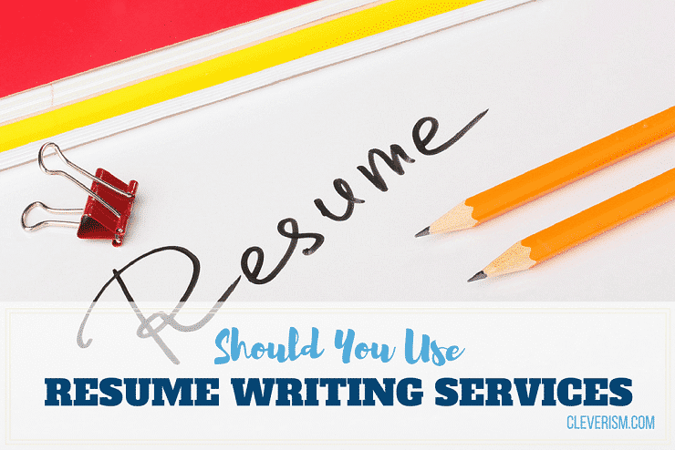 Should You Use Resume Writing Services